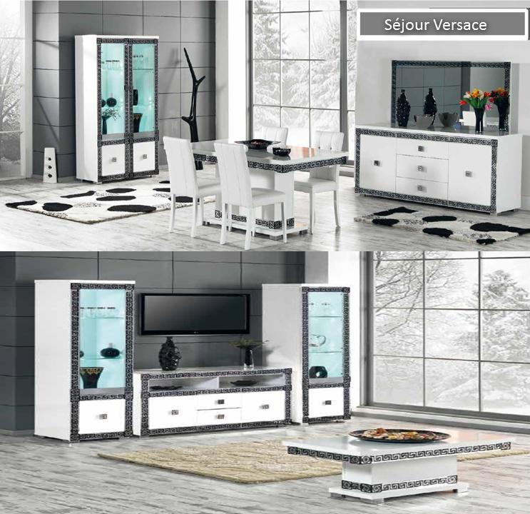 S jour new versace nkl meuble wassa et deco for Meuble 4 fois sans frais