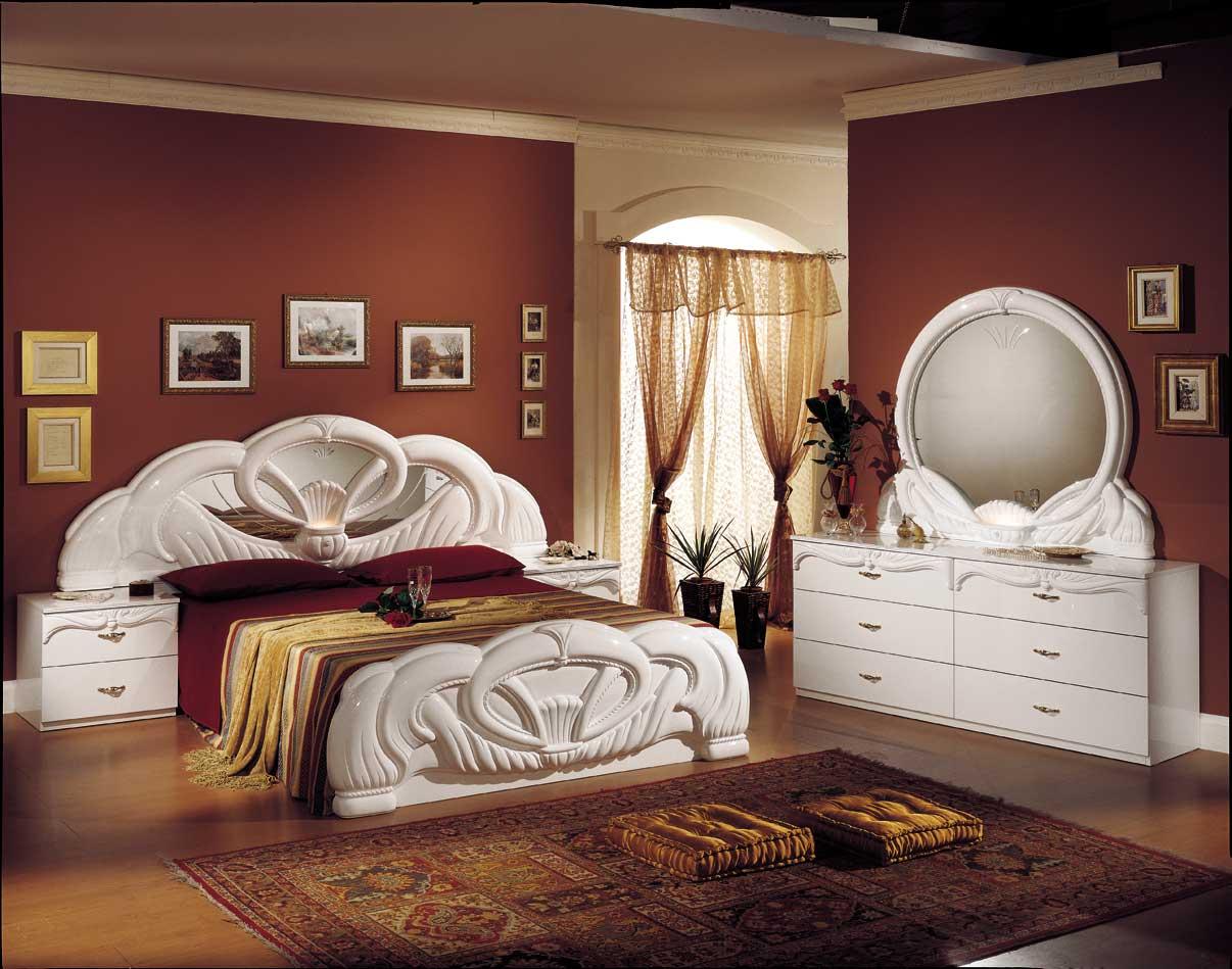Chambre Giada  NKL Meuble Wassa et Deco